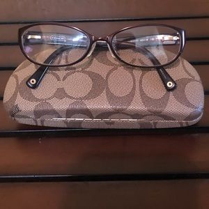 Coach Prescription Glasses